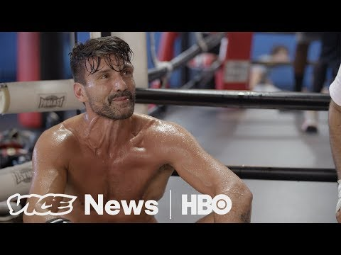 Frank Grillo Is The Biggest Punching Bag in Chinese Film History HBO