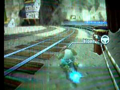 triche de mario kart wii youtube. Black Bedroom Furniture Sets. Home Design Ideas