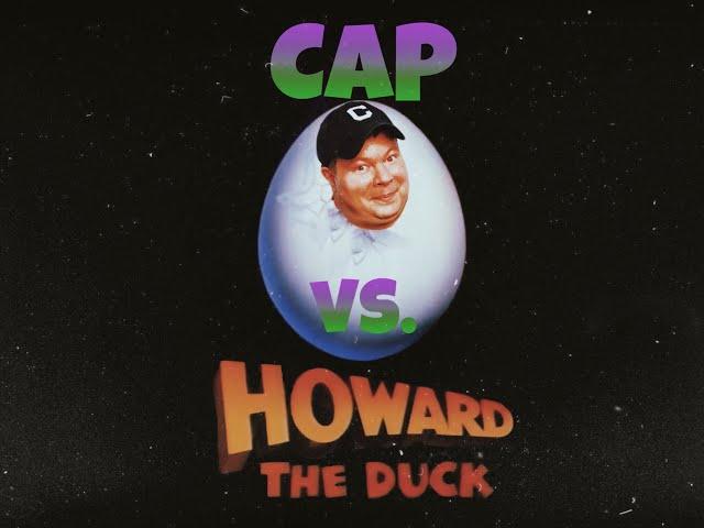 Cap vs Howard The Duck