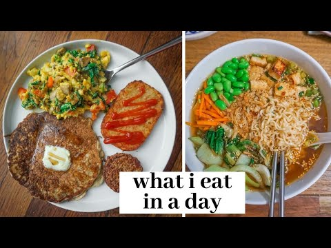 what-i-ate-on-a-snow-day!-❄️-vegan-comfort-food