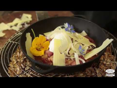 Carrier Transicold - The Delicious Emmental Recipe by Chef Anton Isakov (Russian)