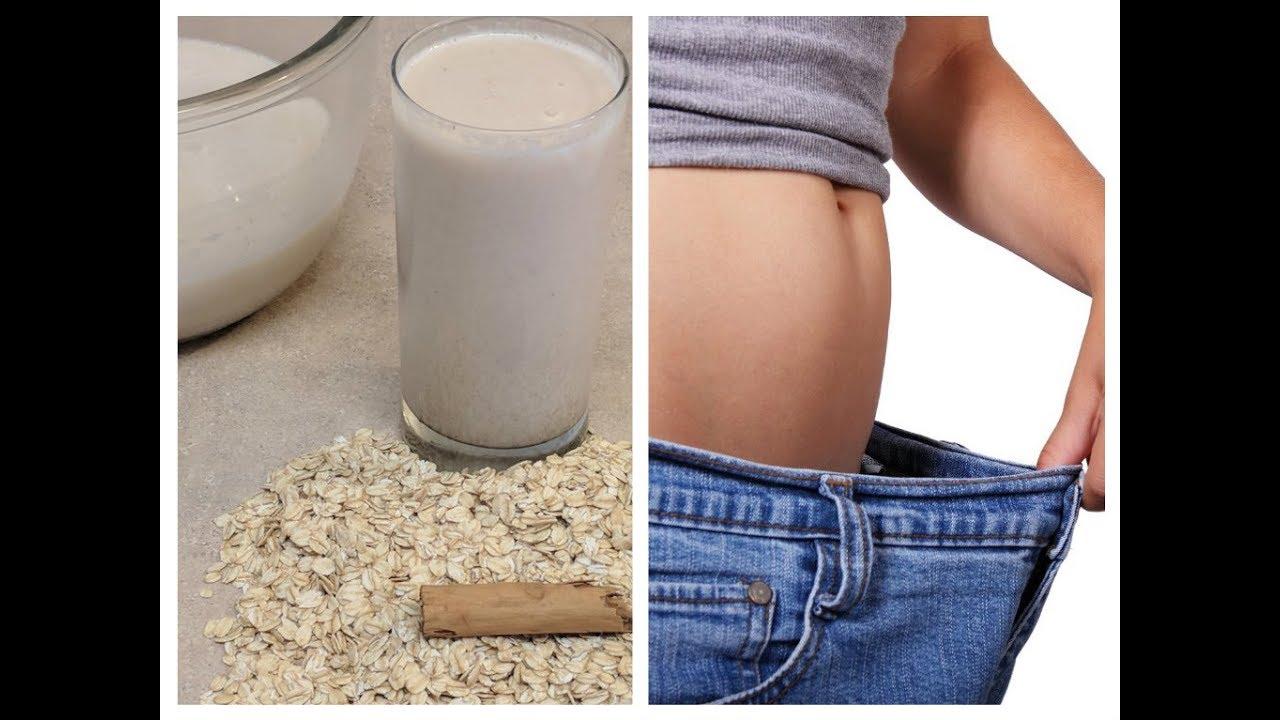 Agua De Avena Para Adelgazar Reducir El Colesterol Youtube