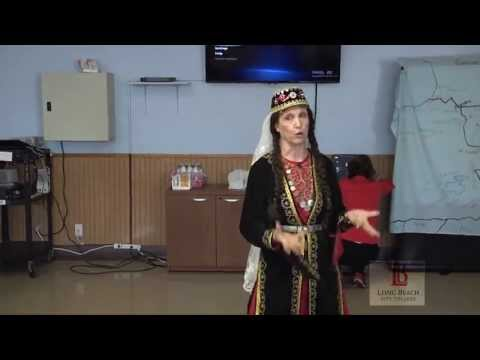 "LBCC -  ""Armenian Dance: Cultural Resilience in the Face of Genocide,""  Presented by Sheree King"