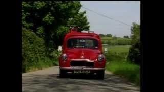 morris minor commercial vehicles