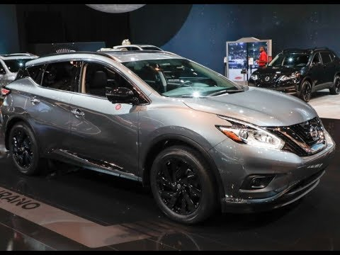 Nissan Murano 2017 >> NISSAN MURANO 2018 ALL NEW NISSAN MURANO REVIEW - YouTube