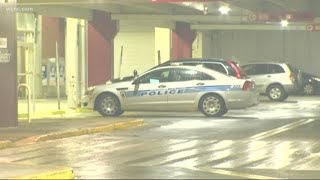 Police swarm busy Target in midtown