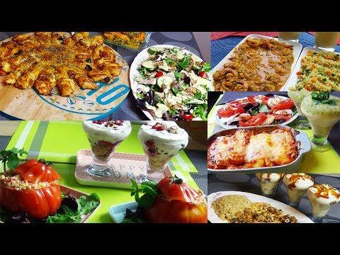5 menus pour un dîner prêt en moins de 30 minutes