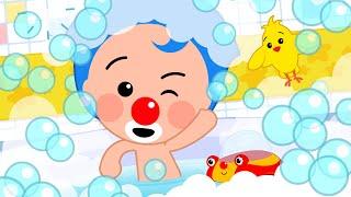 A Bañarme - Bath Song - Canciones Infantiles Para Bebés y Niños - Plim Plim