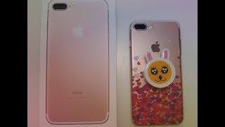 OMG! AM PRIMIT UN IPHONE 7 PLUS ROSE-GOLD -unboxing