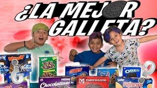 CUÁL ES LA MEJOR DE LAS GALLETAS !!