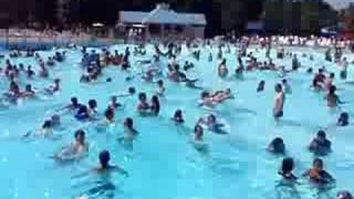 Wave Pool Oceans of Fun