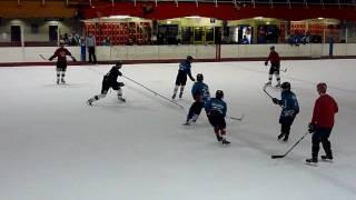 LBM Belfast Giants vs Junior Giants - The Ice Bowl, Belfast. HD