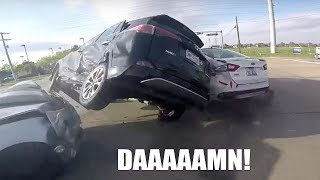 BAD Drivers Caught on Dashcam 2019 (REACTION)