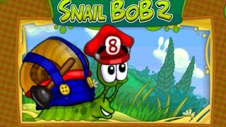 Game for children (kids) Snail Bob\ Игра для детей Улитка Боб - Part 3