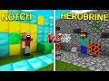 NOTCH HOUSE VS HEROBRINE HOUSE MINECRAFT mp3