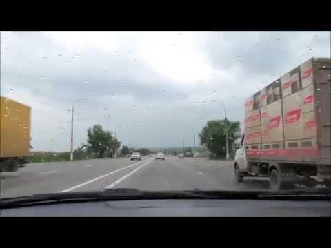 20) Волгоград - Сальск.  Переезд из Новокузнецка в Крым. 4 день.  23 05 2016