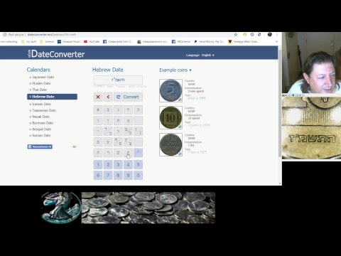 Coin Seminar Winter Edition 2019 - Coins OF The World Episode 7 How To Translate Foreign Coin Dates