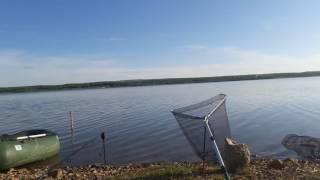 Риболовля на Егорлыкском водосховище травень 2017 р.