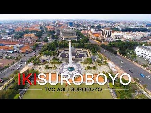 TVC Bangga Surabaya | Iki Suroboyo | Asli Suroboyo |  Bu Risma