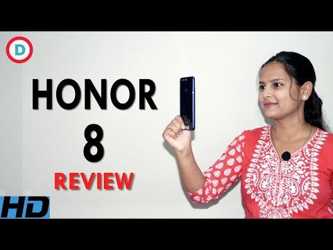 Huawei Honor 8 Unboxing  Review | Specifications | Battery | Features | Camera | Ratings Hindi