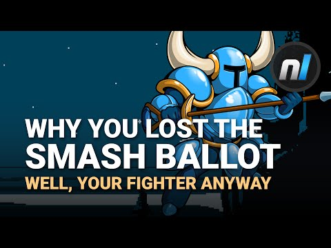 Why Your Fighter Lost the Smash Bros. Fighter Ballot