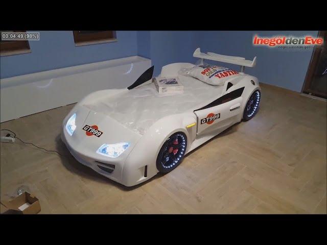 Arabalı Yatak Kurulum Videosu