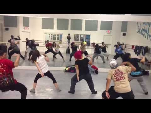 B-Fade | Like Him | Crystal Marie | Music Video Choreography