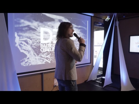 Helsinki Think Company Baltic Sea Challenge Final part 1