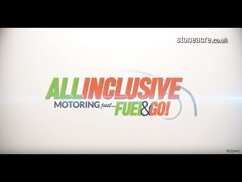 All-Inclusive Motoring - Just Fuel & Go - Stoneacre