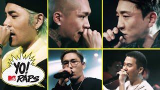 KOREA CYPHER SPECIAL ft. Owen Ovadoz, Basick, Flowsik, Reddy & YunB | Yo! MTV Raps
