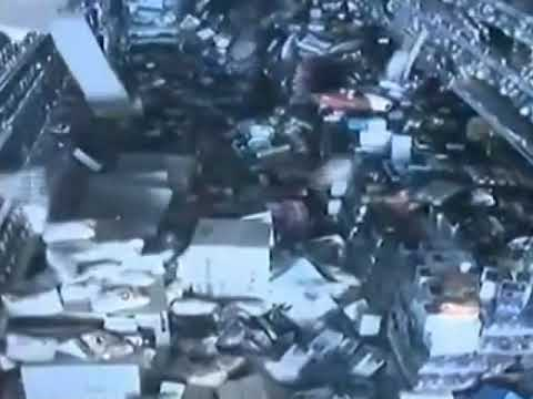 BREAKING - Large earthquake strikes California