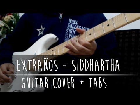 Extraños – Siddhartha Cover