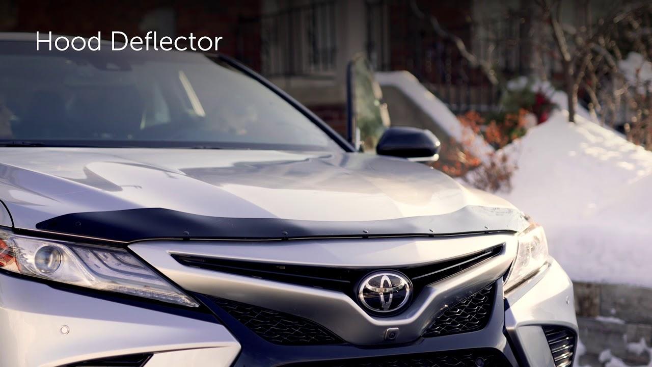 Toyota Camry Accessories >> Toyota Camry Accessories Walkaround Youtube