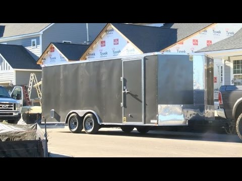 Stolen trailers recovered in Goose Creek