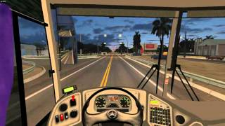Gameplay OMSI2-Mapa Brasil Viagem-Simolandia-Marcopolo Paradiso G6 1200 MB-O500RSD