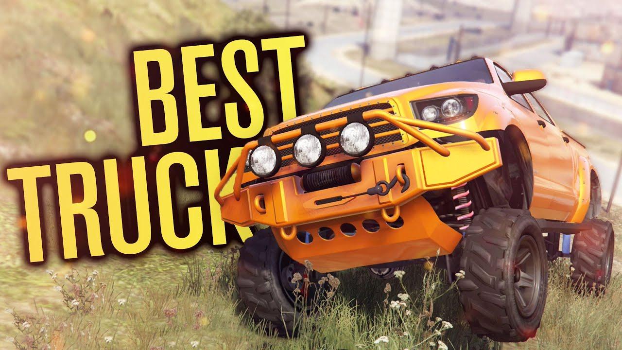 best truck yet vapid contender gta 5 gta online cunning stunts youtube. Black Bedroom Furniture Sets. Home Design Ideas