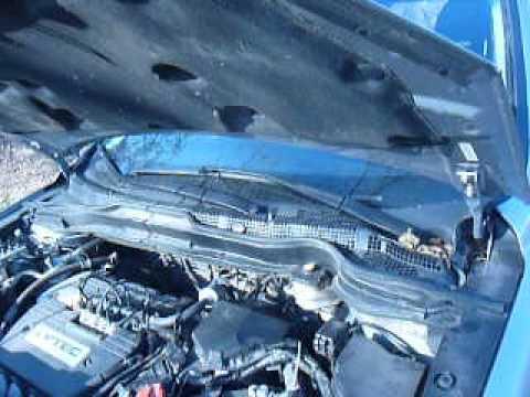 УСТАНОВКА   Г Б О   НА АВТОМОБИЛЬ Honda CR-V 2.4