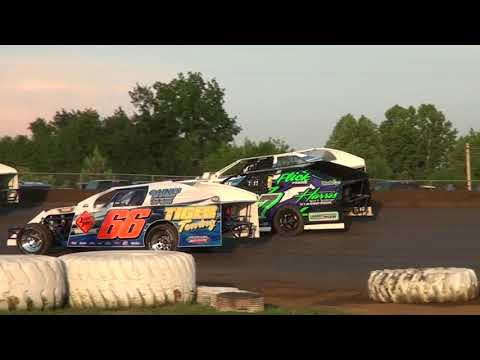 Central Missouri Speedway B-MODS Sunday May 27th, 2018