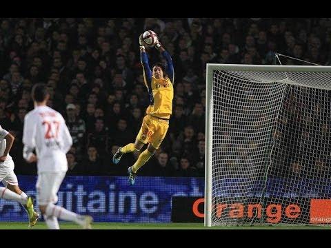Salvatore Sirigu : The ultimate goalkeeper [Paris Saint-Germain]