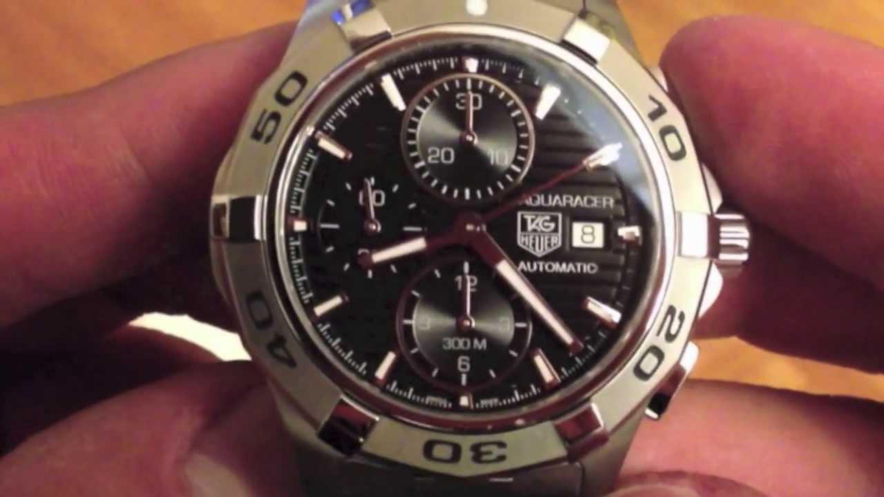 This Tag: TAG Heuer Aquaracer 300m Chronograph (CAP2110)