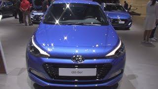Hyundai i20 1.0 T-GDi GO! Plus (2018) Exterior and Interior