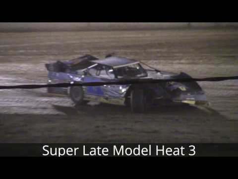 Eriez Speedway ULMS Super Late Models Heat Races September Sweep 9-24-16