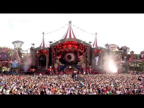 Alone - Alan Walker   TOMORROWLAND 2017   Found You Music 😍🔥