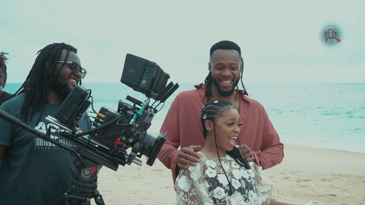 Chidinma x Flavour - MMA MMA (Behind the Scenes)
