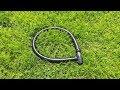 Надежный велозамок своими руками недорого: Как защитить велосипед от угона? Сделать надежный и красивый велозамок своими руками! Это легко и недорого. Смотрите, как с небольшими затратами улучшить замок для велосипеда так, чтобы его нельзя было перекусить болторезом.