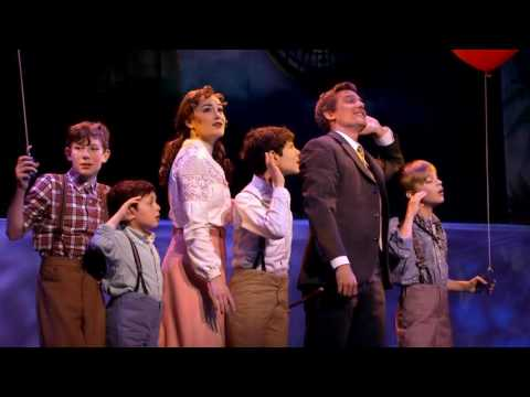 FINDING NEVERLAND - A NEW BROADWAY MUSICAL - Tour Montage