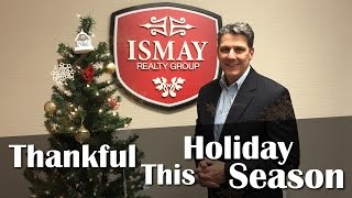 Thankful This Holiday Season - Raleigh Real Estate Agent