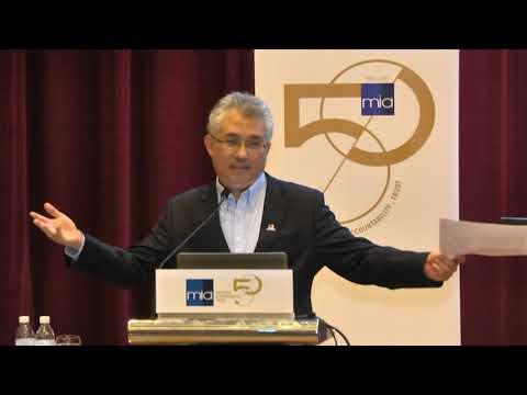MIA 50th Anniversary Commemorative Lecture by YBhg Tan Sri Dato' Azman Mokhtar: Part 3