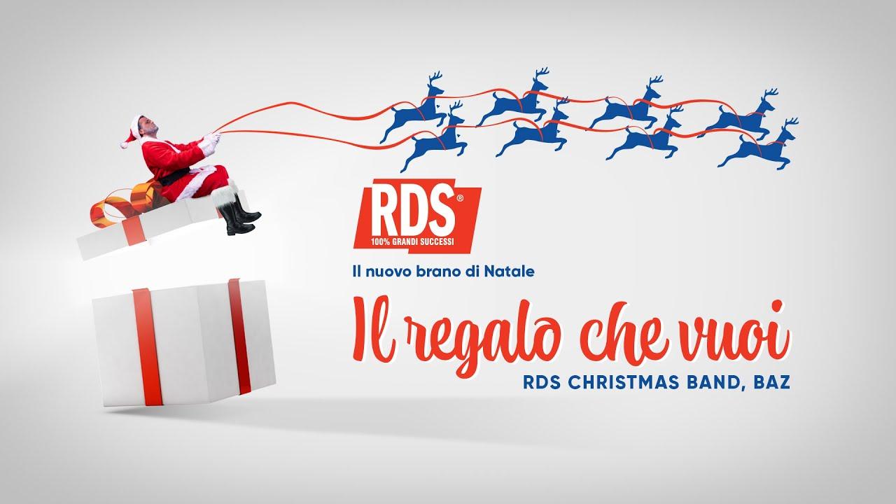 RDS Christmas Band & BAZ -  Il regalo che vuoi VIDEO UFFICIALE