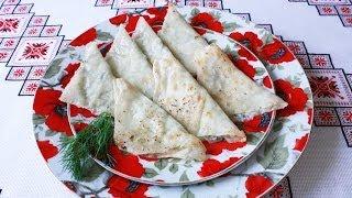 Пирожки экспресс из лаваша Лаваш с начинкой Конвертики из лаваша Лаваш з начинкою блюда из лаваша